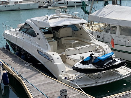 "Searay 470 Sundancer ""Gudu"""