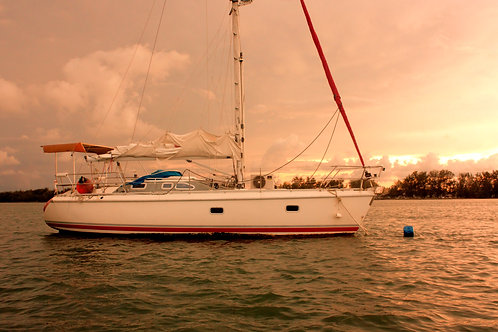 Beneteau Oceanis 46' SY 'Forth Dimension'
