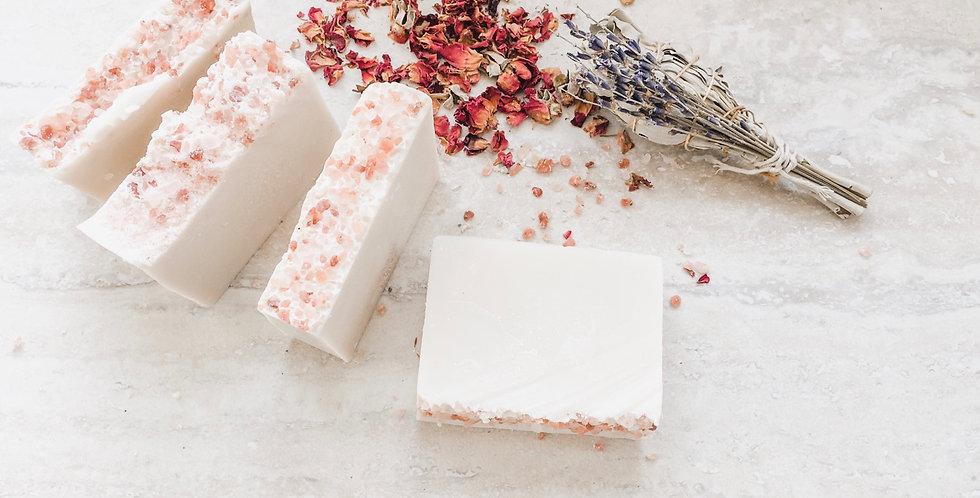 Lavender Chamomile Salt Bar