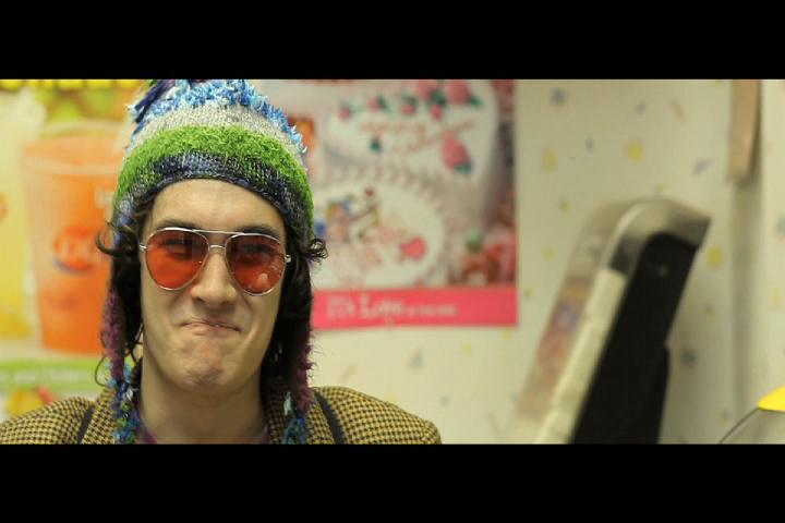 Hippie Ninja Chick