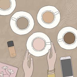 Studio Fix MAC Cosmetics Art by Ana Luciano