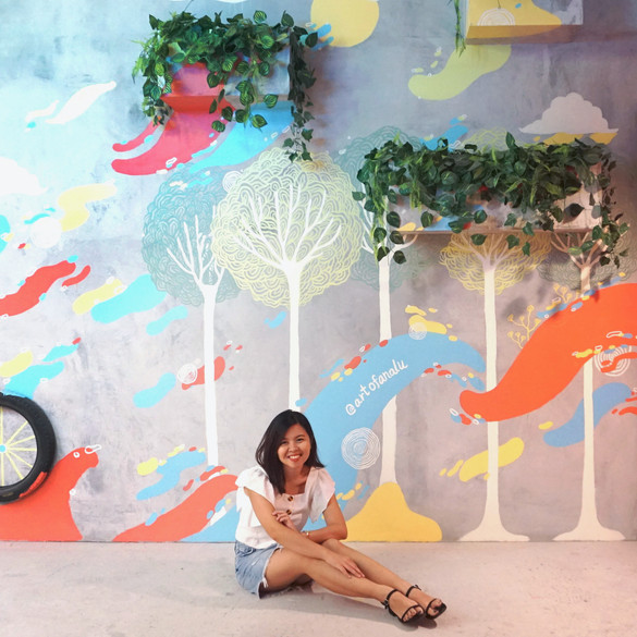 Mural 2: Hugas ATBP, Yugto Booth