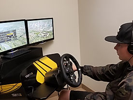 Beckett at simulator (2).jpg