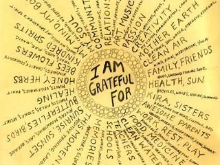 Gratitude vs. Complaining