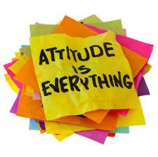 Perspective = Attitude