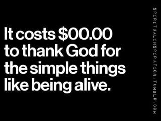 Rejoice in Life