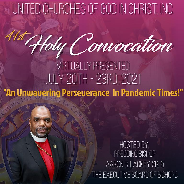 41st UCOGIC Holy Convocation