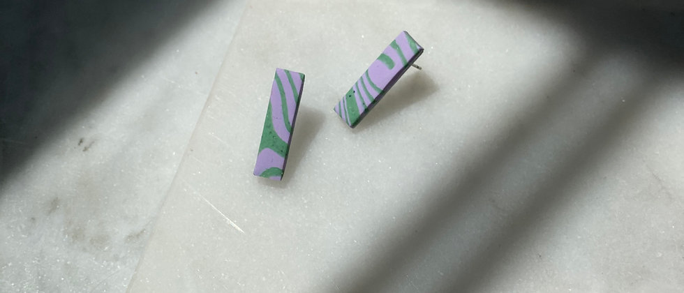 The Mini Bars in Funky Lavender Mint