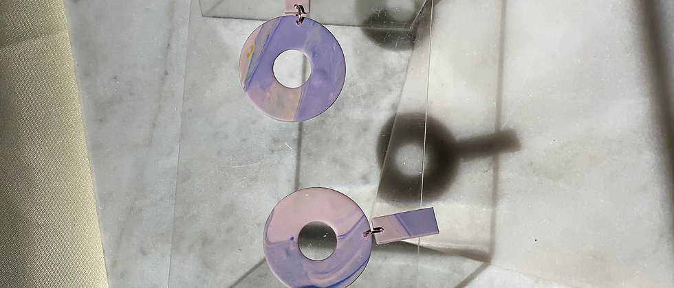 The Cam in Lavender Tie Dye