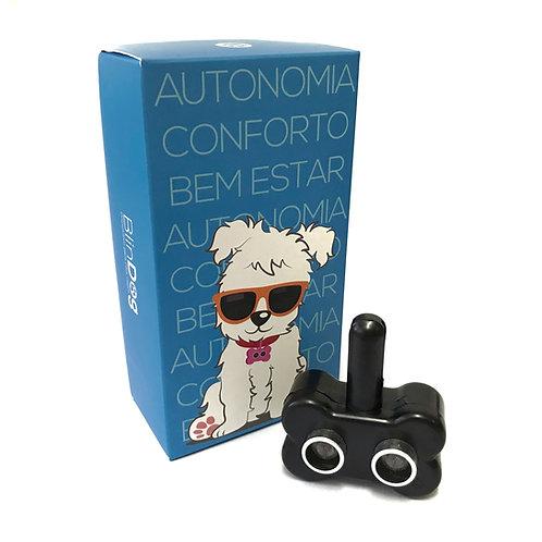 Coleira Para Cães Cegos - Preta