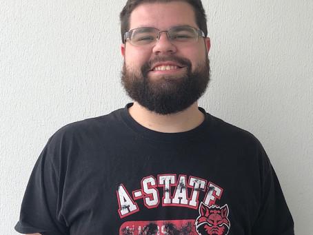 Dustin Ogden - VP of Community Service
