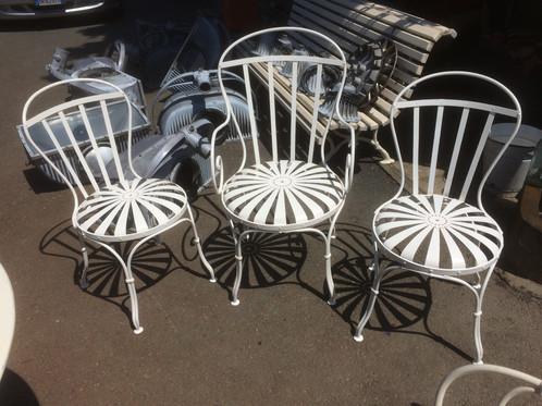 Sedie Francesi Da Giardino : Sedie sala attesa per l ufficio