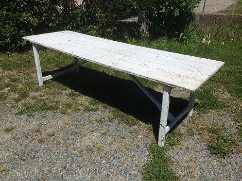 Tavolo in legno pieghevole