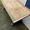 Thumbnail: Tavolo in ghisa piano in legno