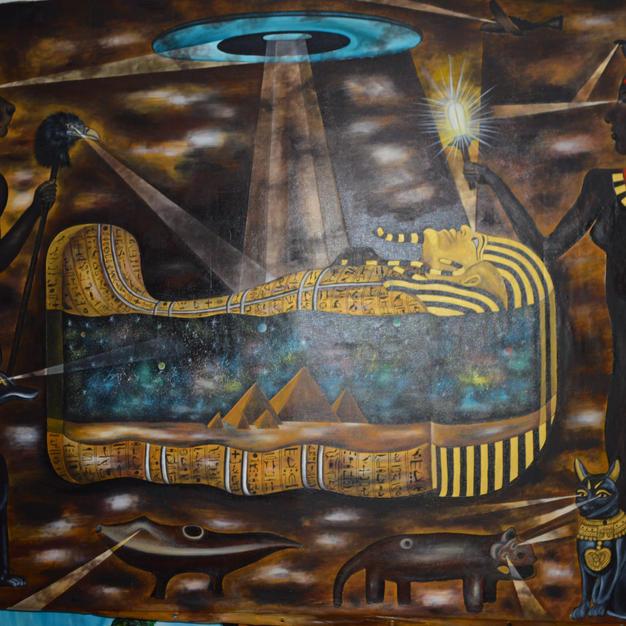The Ancestral Spirit Part 1 of 4 (10 met