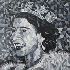 Young Queen Elizabeth 98 x 118cm.JPG
