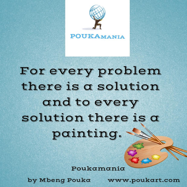 For every problem there is a solution an