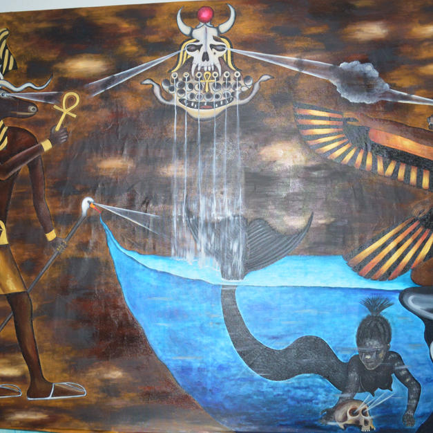 The Ancestral Spirit - Part 2 - The Wate