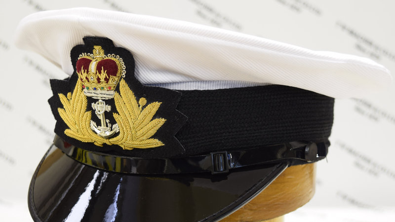 Royal Navy Officers Cap