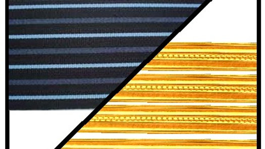 Stripe to Group Captain