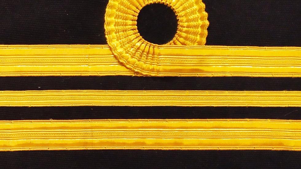 Stripe to Lieutenant Commander