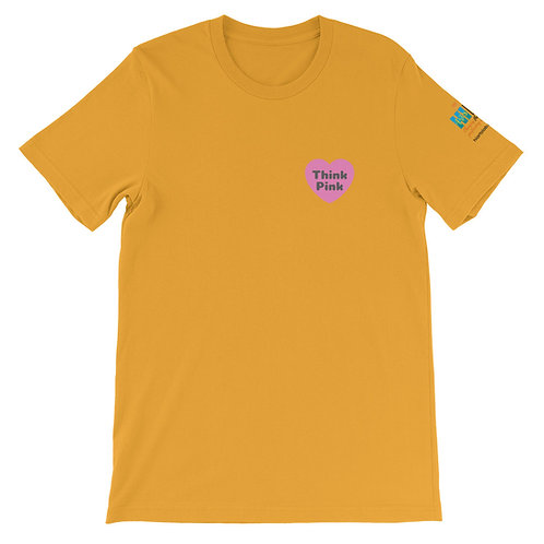 Think Pink Unsex T-Shirt