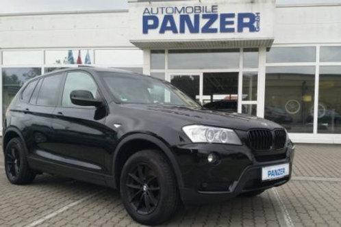 BMW X3 X DRIVE 20D AUT. Bi-XENON GPS