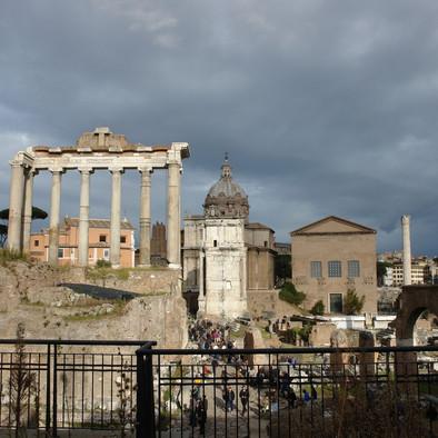 Rome. Новогодние каникулы