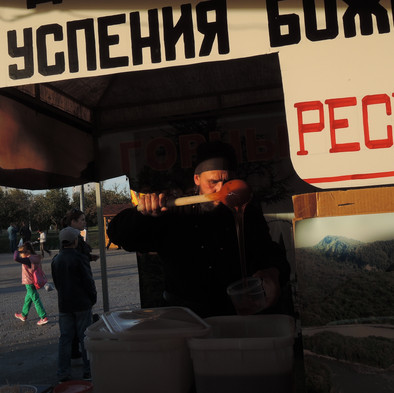 Коломенское. Москва / октябрь 2014