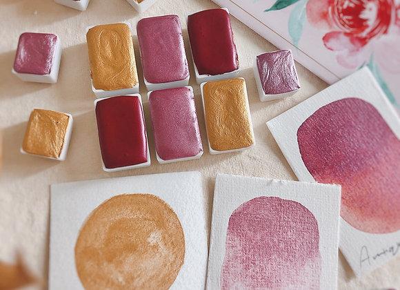 Chery Blossom Palette
