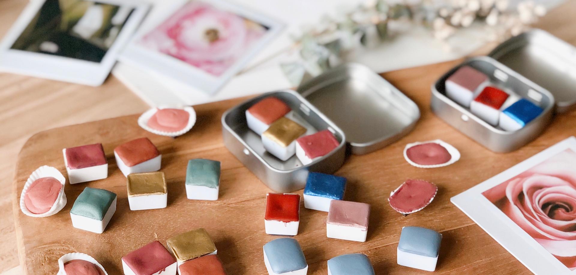 Handmade Art Supplies & Stationeries