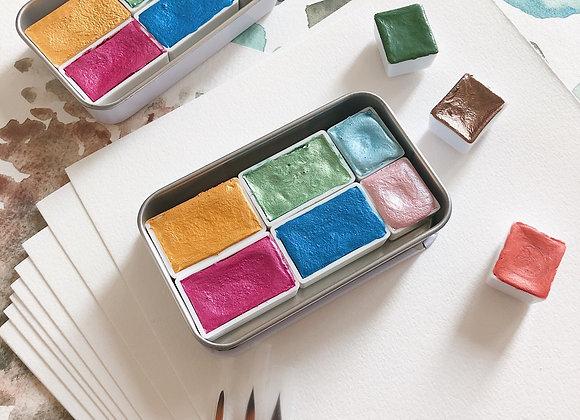 JCCS watercolour kit