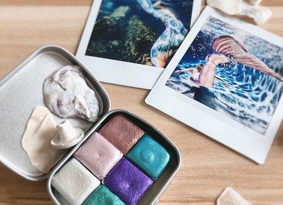 Mermaid Palette
