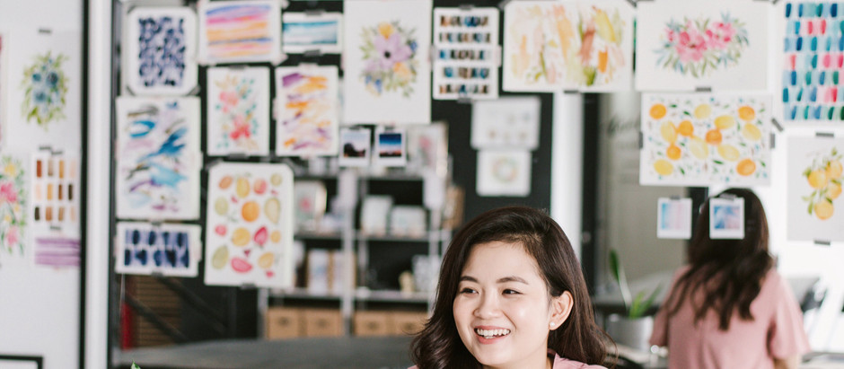 How to start a creative business?