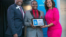 PBLA Grad, Malachi Haynes, Boys & Girls Club Youth of the Year