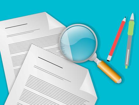 Developing an Effective Self-Auditing Plan