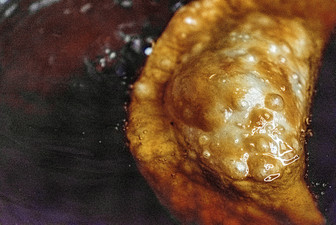 empanada fried to perfection