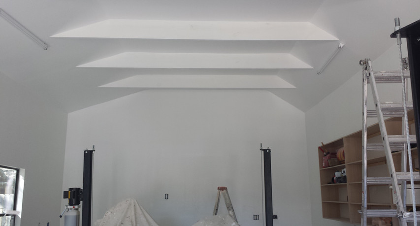 Drywall Install After