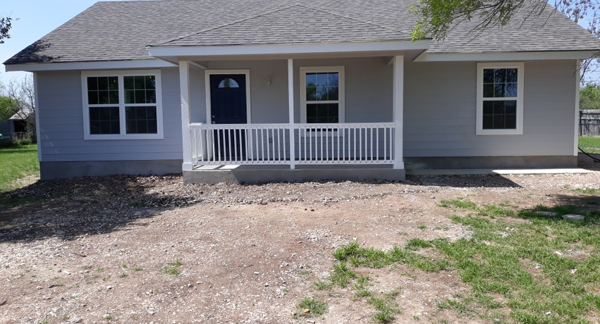 Custom Home Construction-Finished