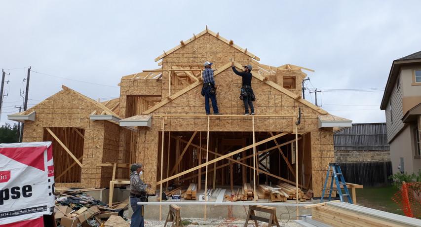 New Construction Custom Home- Jacob's Pond