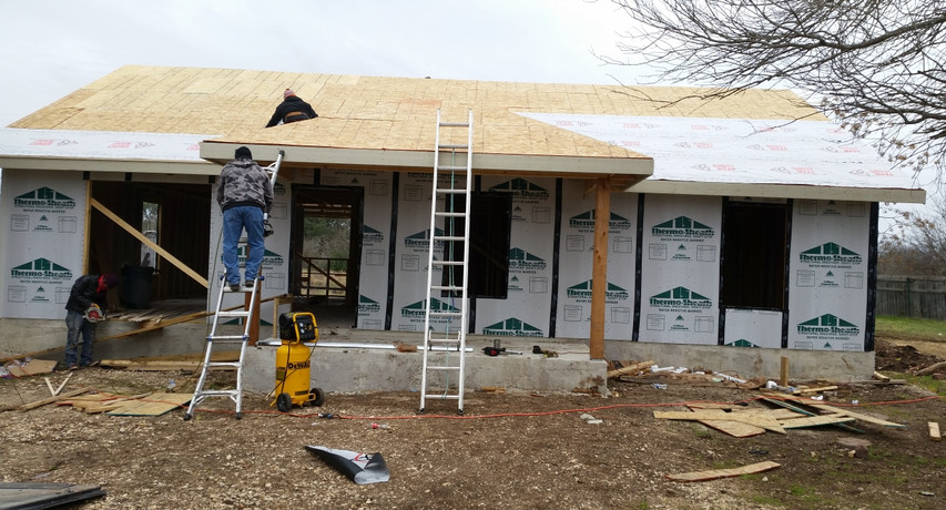 Custom Home Construction- Talley Rd