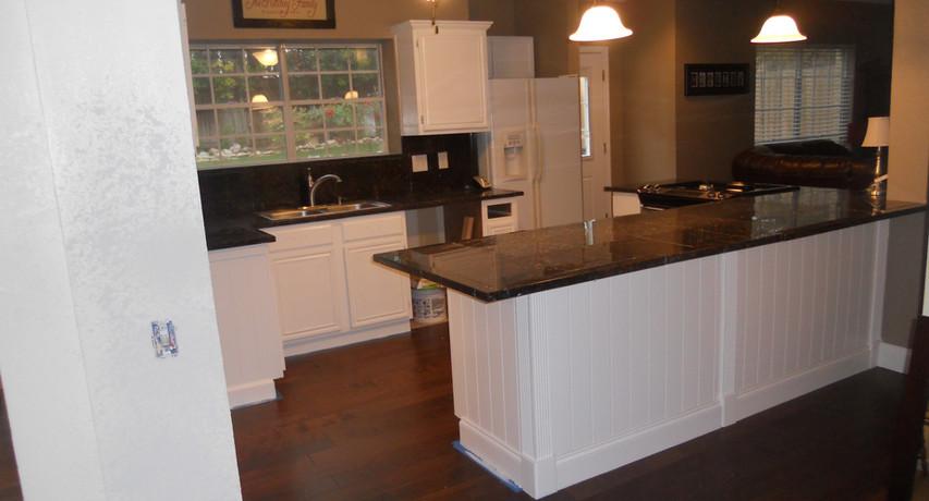 Kitchen and Floor Renovation