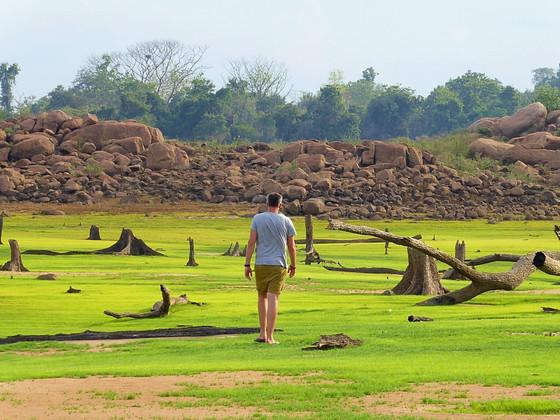 3 weeks in Sri Lanka. Part 5: Gal Oya National Park with kids.