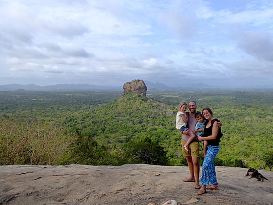 3 weeks in Sri Lanka. Part 2: The Cultural Triangle with kids