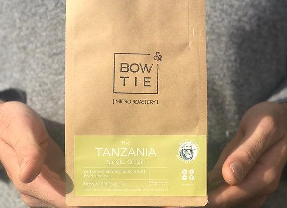Tanzania Mbinga AA, Single Origin
