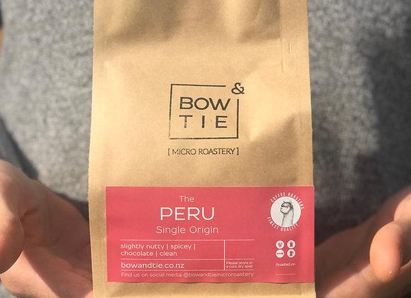Peru Organic FT, Single Origin