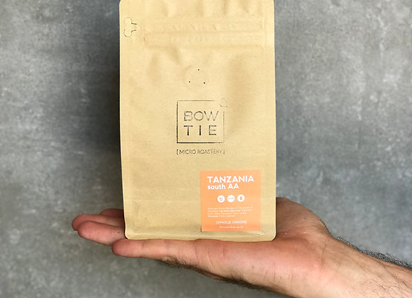 Tanzania Mbinga AA, Single Origin