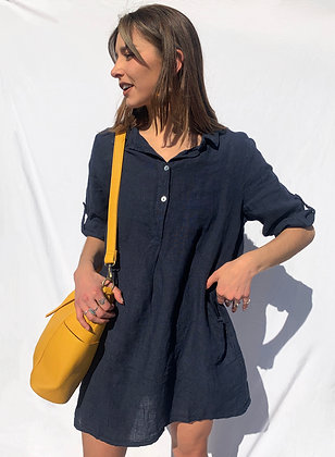The Natalie Shirt Dress