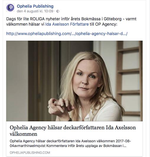 Ophelia Agency