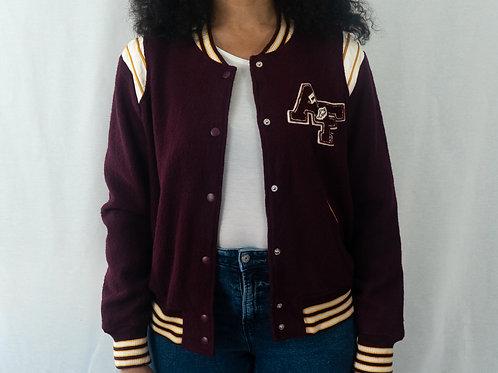 Abercrombie & Fitch Varsity Jacket